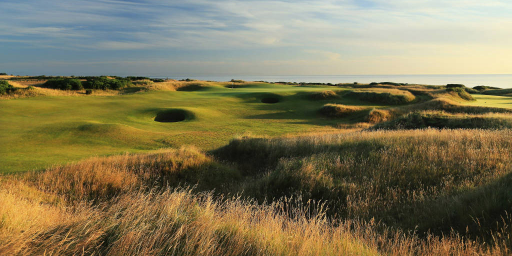 The Road Hole:~Old Course Changes Galvanize Architects