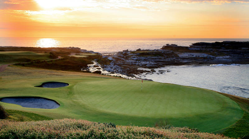 Top 9 Australian Golf Courses
