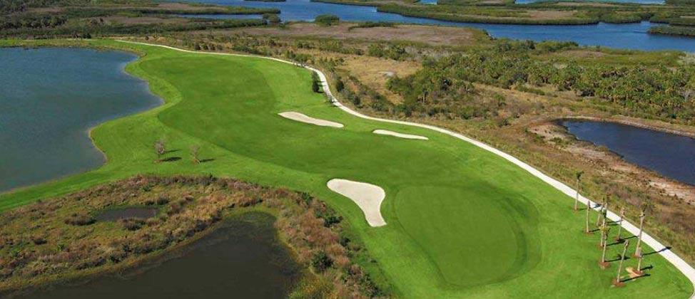 Florida's West Coast:~Plentiful Golf