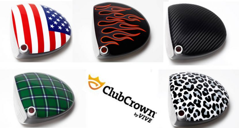 Gearing Up:~ClubCrown Adds Personality to Your Driver