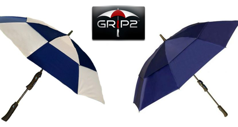 Get a Grip2 in the Wind With This Umbrella