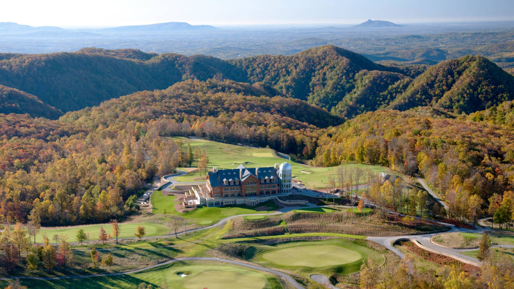 Highland Course at Primland