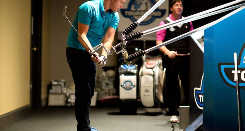 Return of the Robot:~Creating a New Golfer in 90 Minutes