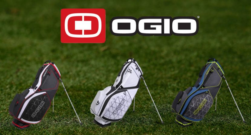 Gearing Up:~Ogio Nebula Stand Bag