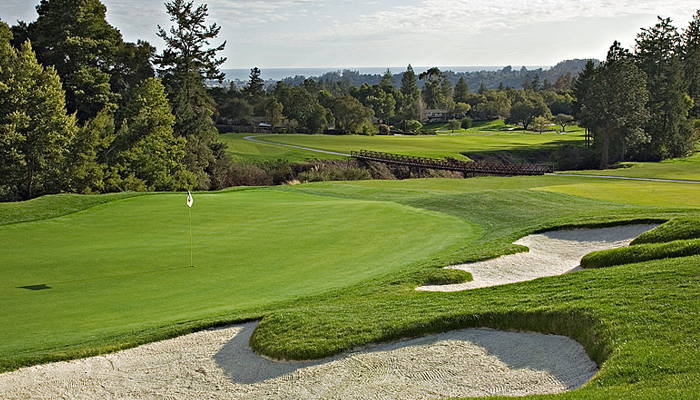 The Road Hole:~Pasatiempo