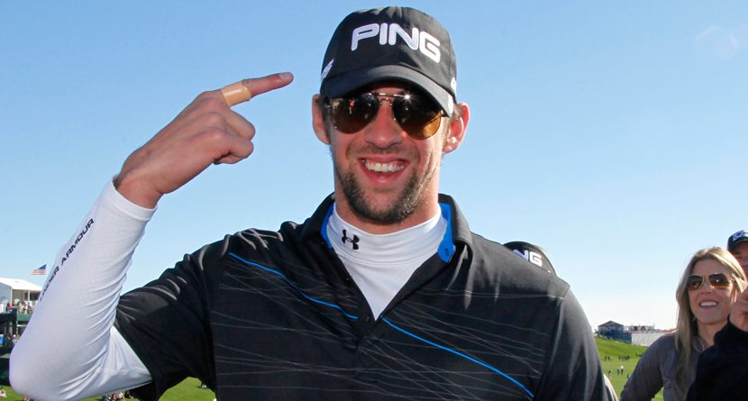 PING Strikes Gold with Phelps