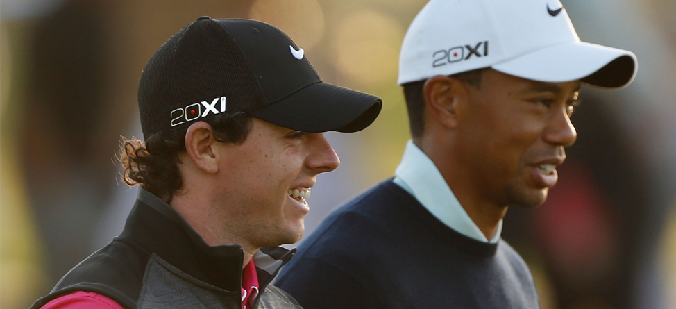 GolfOdds: Tiger vs. Rory and 'The Match at Mission Hills'