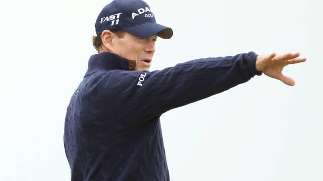 Watson to Select Three for '14 Ryder Cup