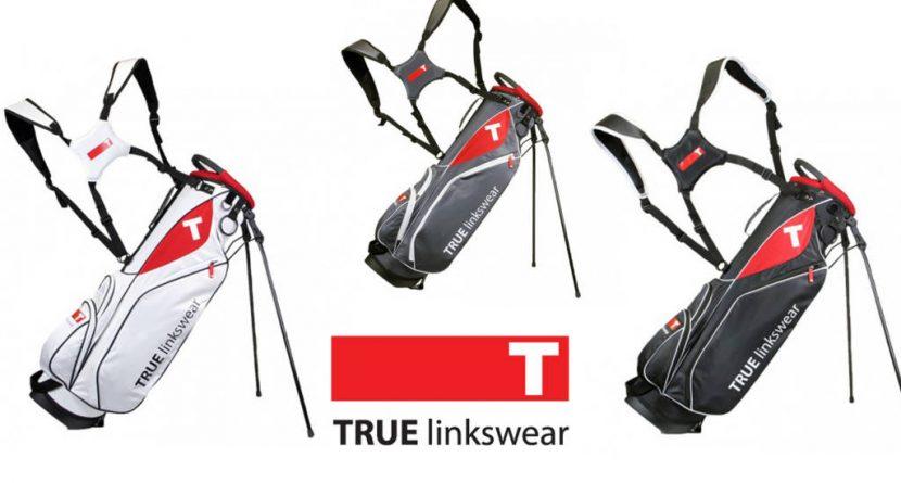 Gearing Up:~TRUE Linkswear Tour Stand Bag