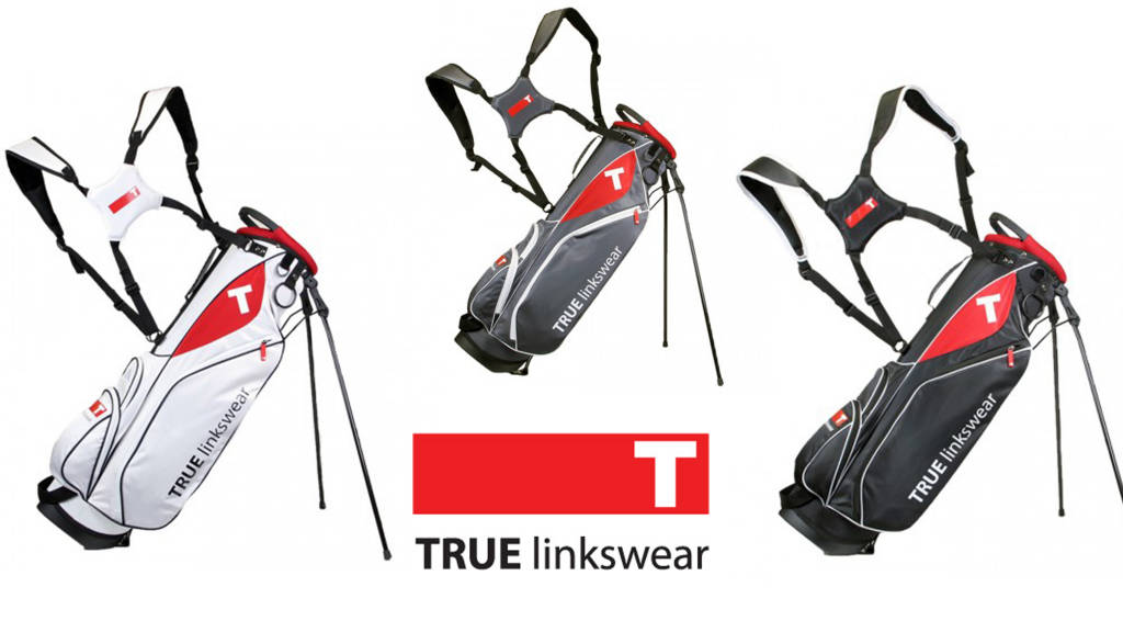 Gearing Up:~TRUE Linkswear Tour Stand Bag