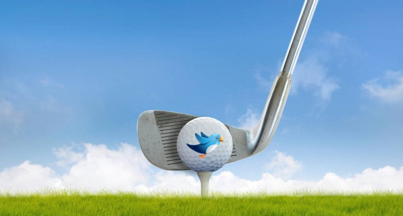 Top Golf Personalities on Twitter