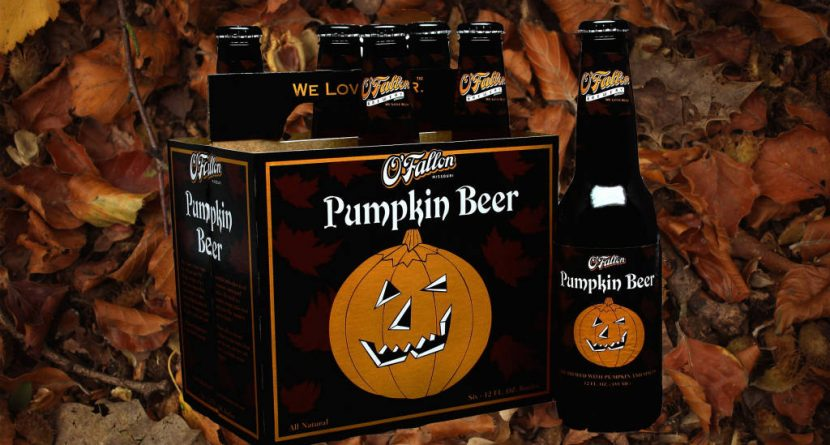 Mug Shots:~O'Fallon Pumpkin Beer