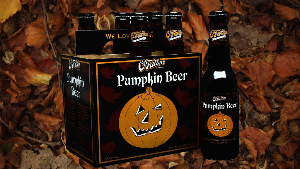 Mug Shots:~O'Fallon Pumpkin Beer