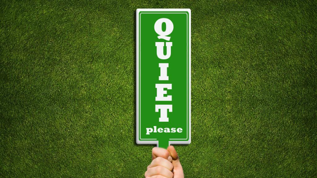 Introducing:~Quiet Please