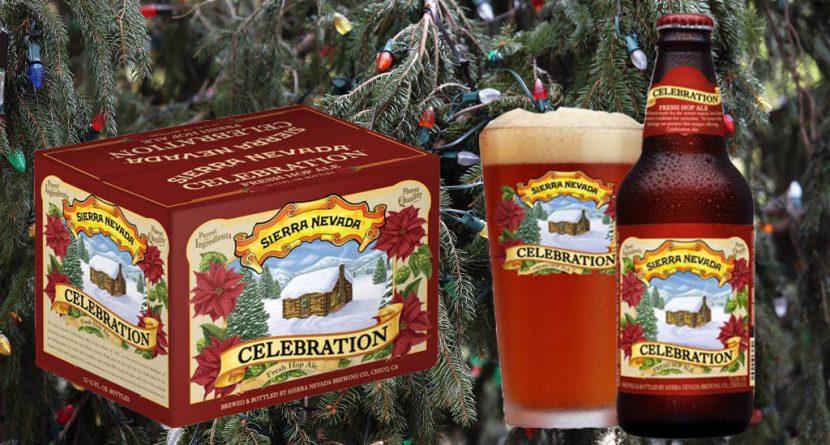 Mug Shots:~Sierra Nevada Celebration Ale