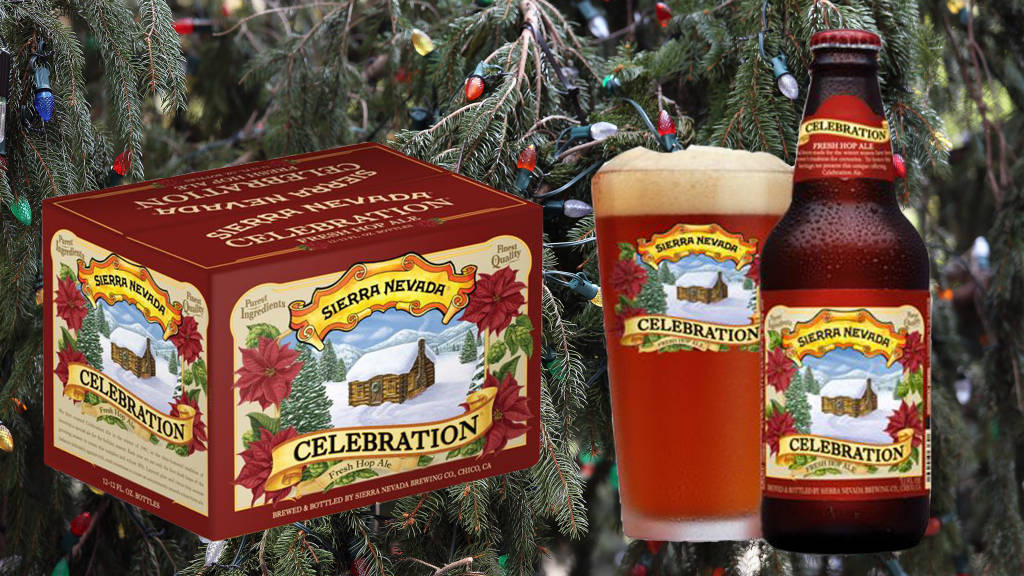 Mug Shots:~Sierra Nevada Celebration Ale
