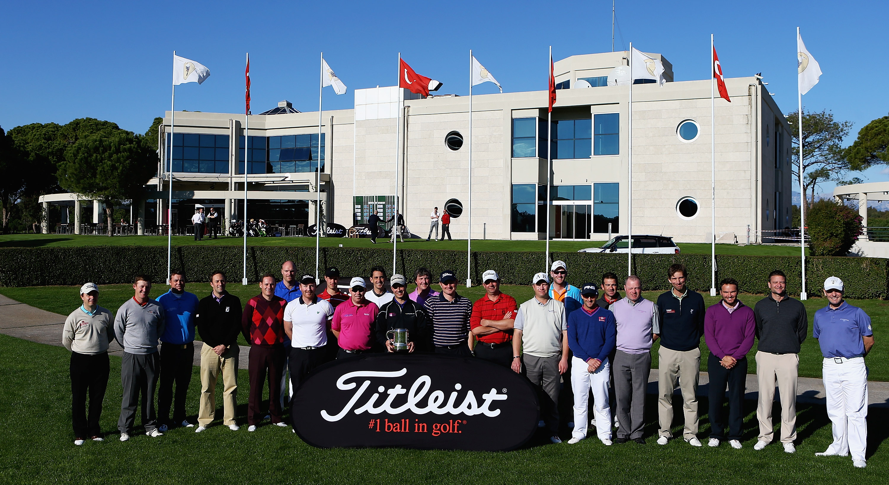 Titleist PGA Play-Offs