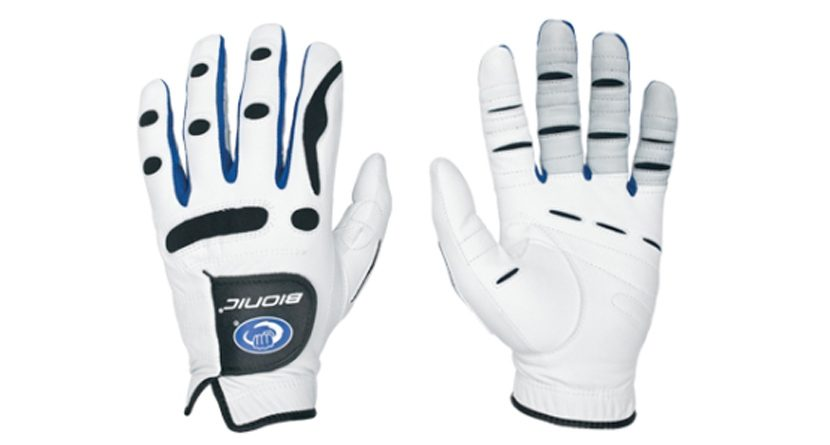 Gearing Up:~Bionic Golf Gloves