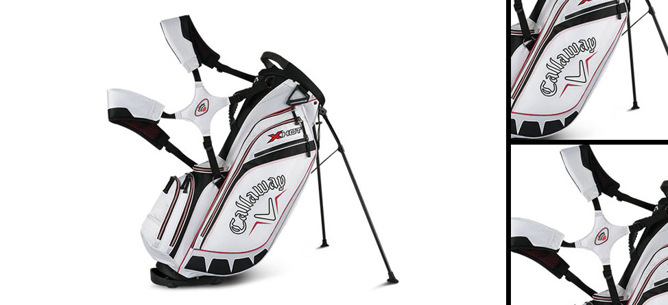 Gearing Up:~Callaway X-Hot Stand Bag