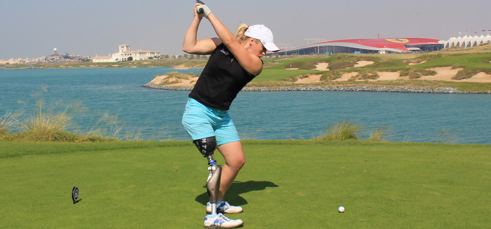 Curious About Golf:~Fear Less, Live More