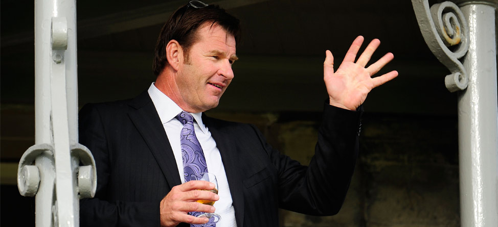 Sir Nick Faldo:~Renaissance Man