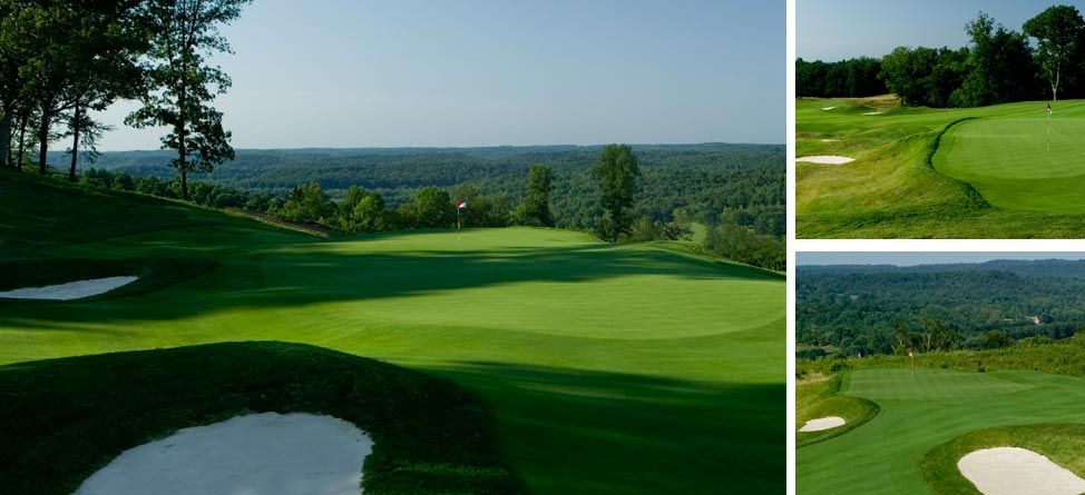 The Dye Course at French Lick
