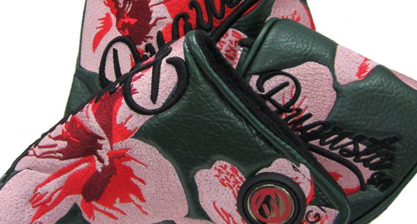 Gearing Up:~IJP Azalea Jacket Putter Covers
