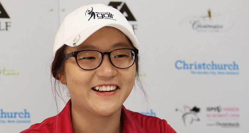 Just Who Is…~Lydia Ko