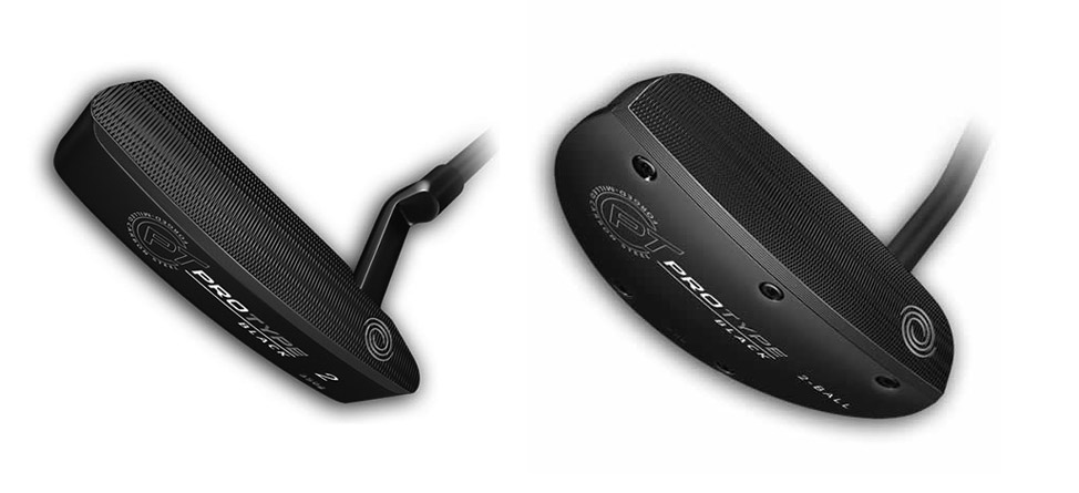 Gearing Up:~Odyssey ProType Black Putter