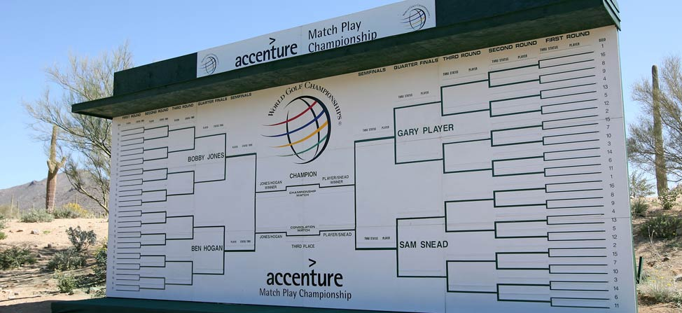 Maginnes on Tap:~Match Play