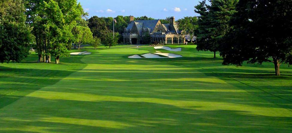 The Road Hole:~2020 Vision at Winged Foot