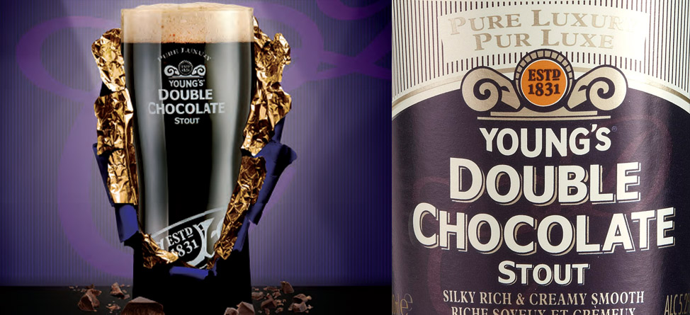 Mug Shots:~Young's Double Chocolate Stout
