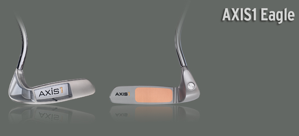 Gearing Up: Axis1 Eagle Putter