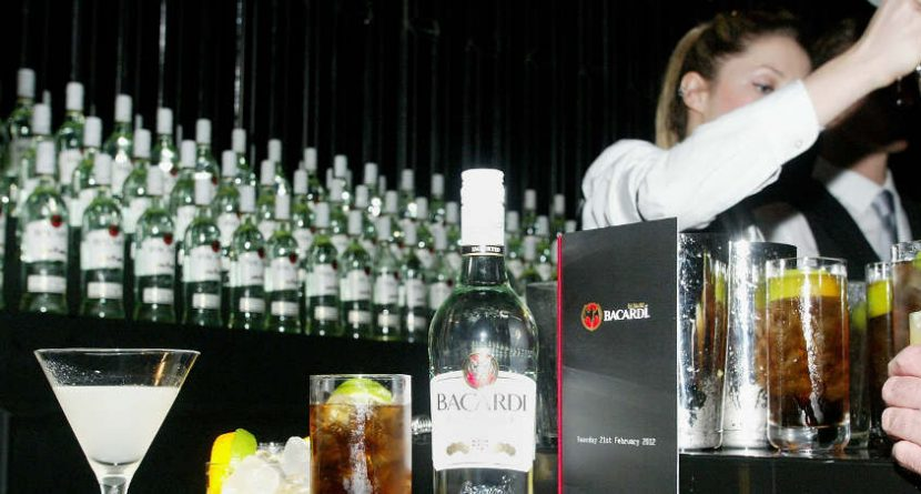 Red Figures: Puerto Rican Rum
