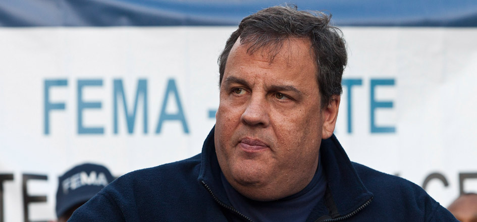Chris Christie: A Gambling Man