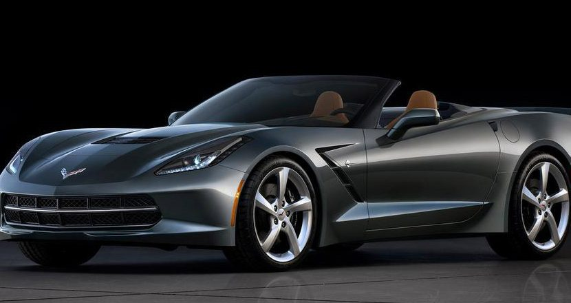2014 Corvette Stingray Unveiled