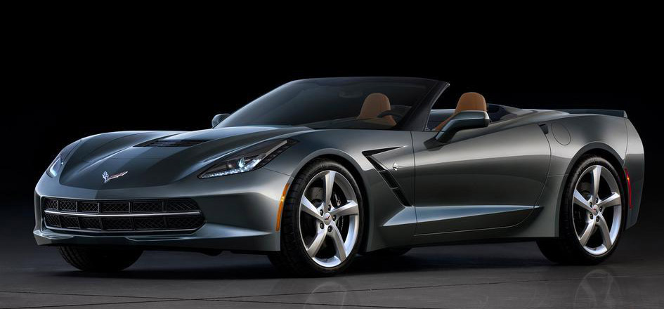 2014 Corvette Stingray Unveiled