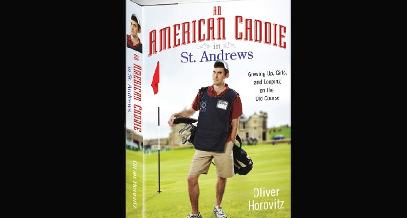 Curious About Golf:~An American Caddie at St. Andrews