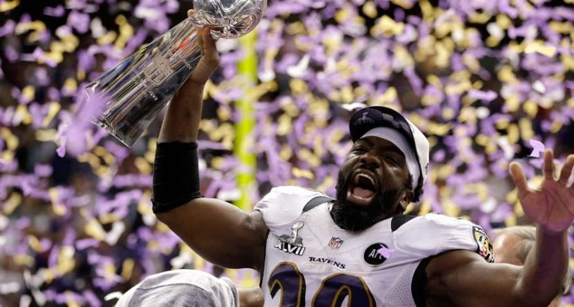 For Ed Reed, Golf Fuels Giving