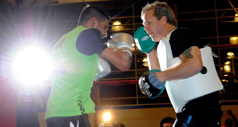 Jagermeister Wants You to Train with Freddie Roach
