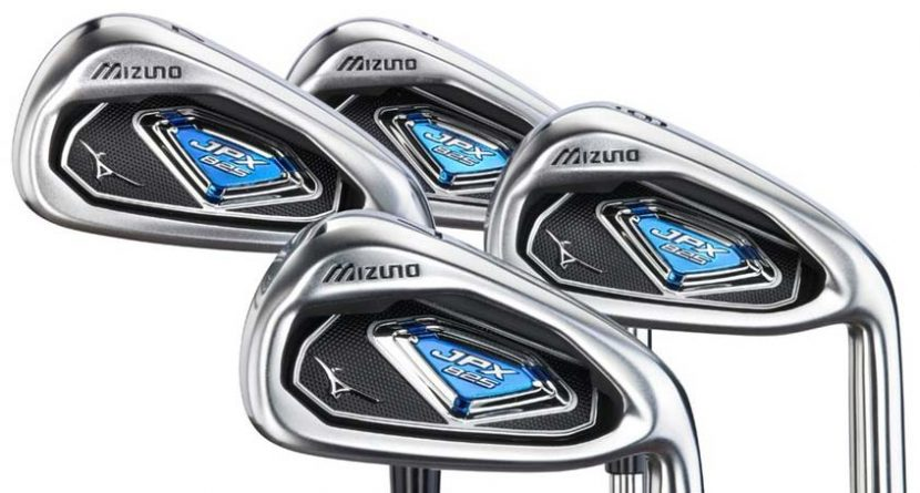 Play Famously:~Mizuno JPX-825 Irons
