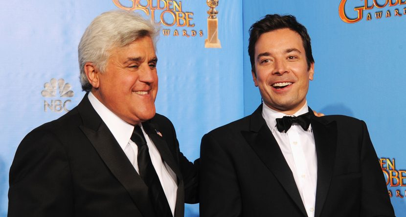 Leno Vs. NBC Part II: 'Tonight Show' Host Being Forced Out