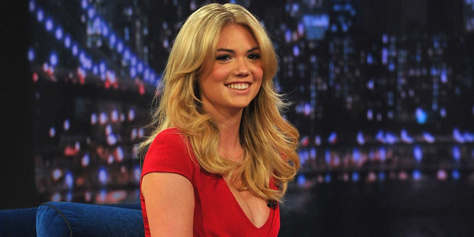 Pro Tips: Kate Upton Dines With the King