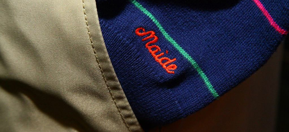Threading The Needle: Maide Golf Breaks Into The Clothing Market