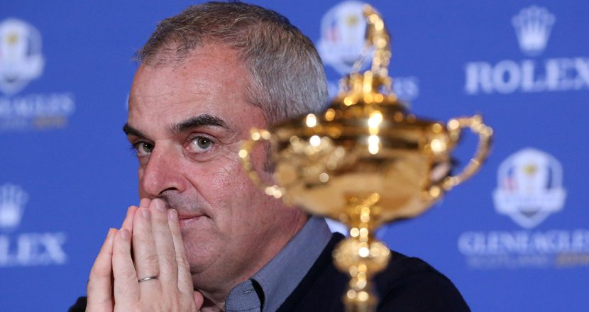Ryder Cup Captain Has Clubs, Memorabilia Stolen From Car