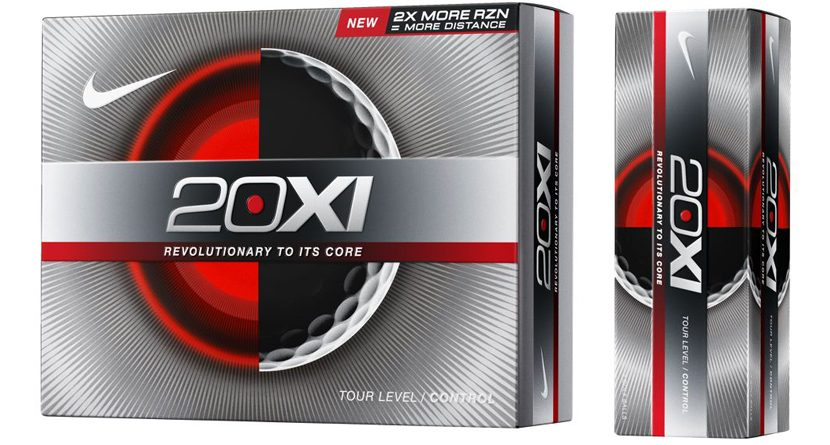 Gearing Up: Nike 20XI And One RZN Golf Balls