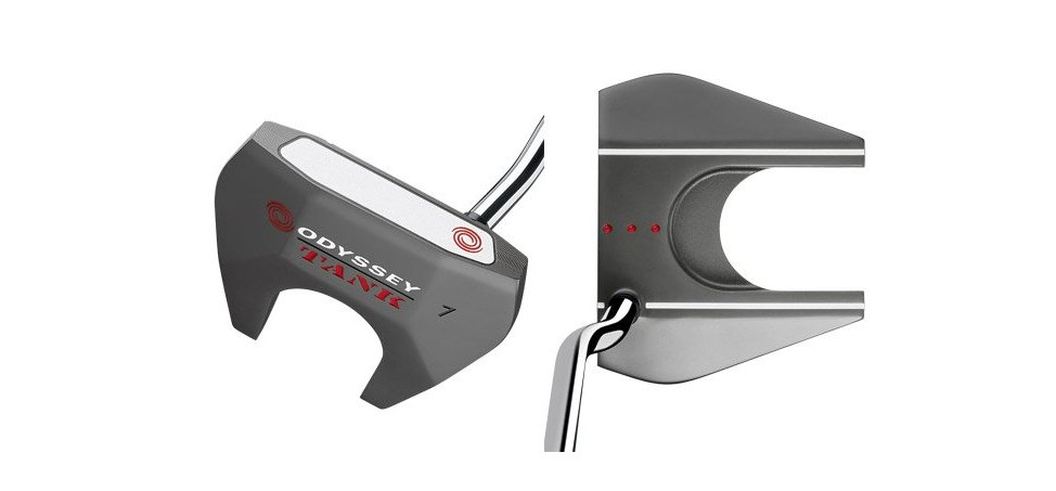 Odyssey Golf Introduces New Tank Putter