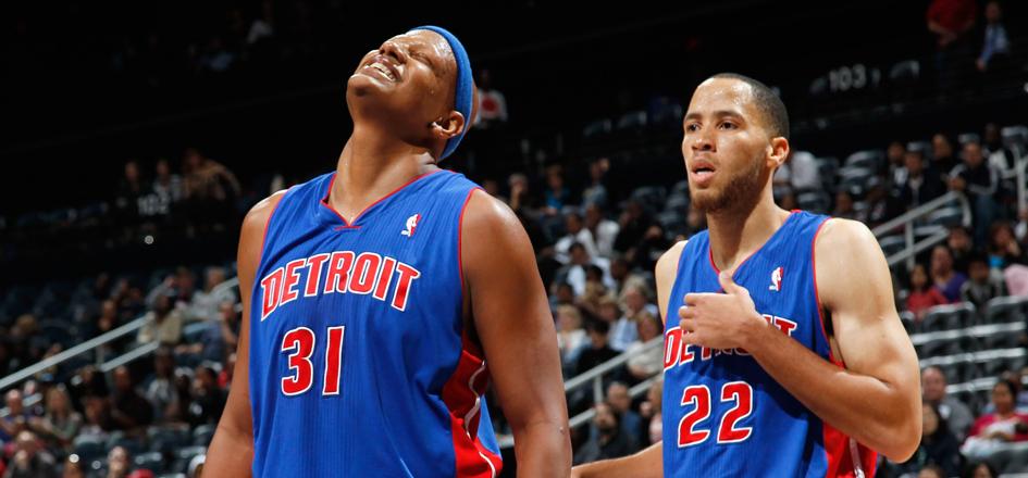 Pistons' Usher Killing Dance Moves