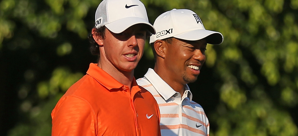 Tiger Woods To Rory McIlroy: 'Get Your Finger Out …'