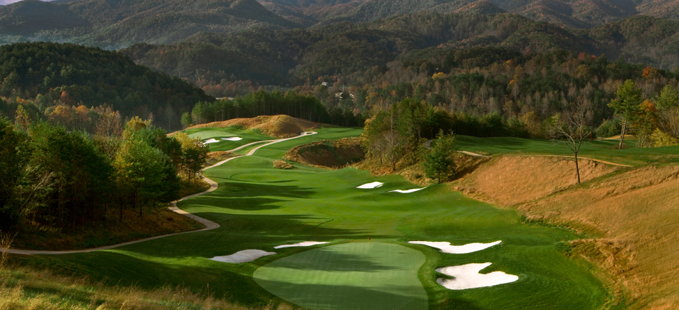 Along The Cart Path:~A Chief Plays Among Us — On His Course